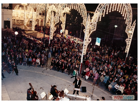 ORCHESTRA2 piazza