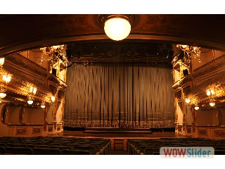 teatro lampada
