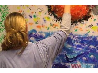 pittura bionda