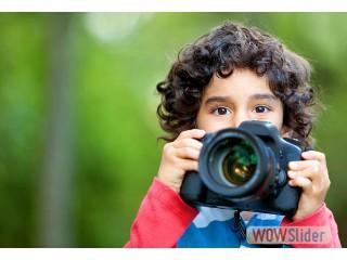 fotografia bambino