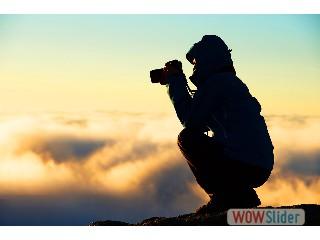 fotografia nuvole