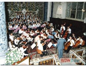HOME orchestra+coro