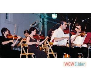 HOME orchestra lampione