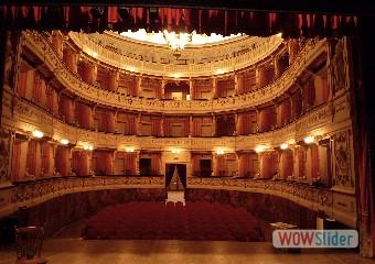 CONTATTI 7Muse teatro