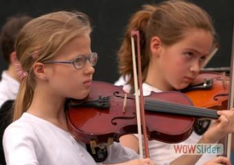 CONTATTI 7Muse violini bambini