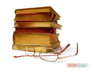 CONTATTI2 libri occhiali