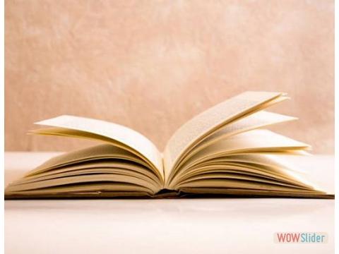 PER PUBBLICARE libro aperto